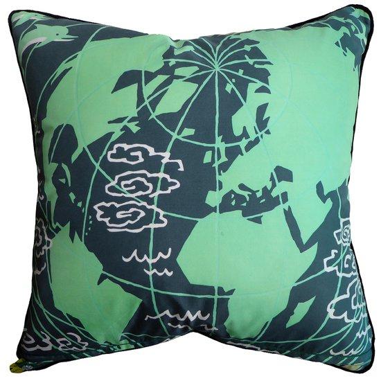 World peace travel vintage cushions treniq 1 1530212154835