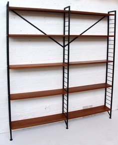 Ladderax Book Shelf