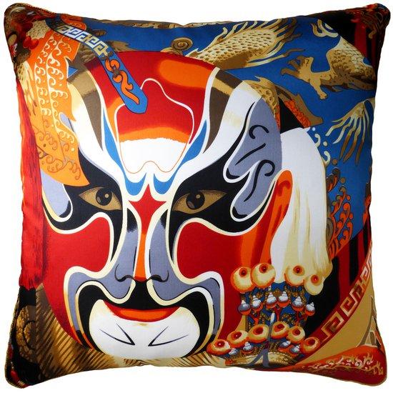 The japanese mask vintage cushions treniq 1 1530376395256