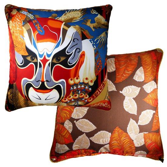 The japanese mask vintage cushions treniq 1 1530376401020