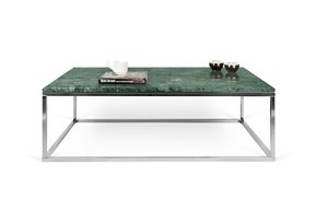 Prairie-Green-Marble-Coffee-Table-With-Chrome-Legs-120_Tema-Home_Treniq_0