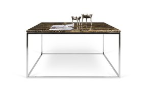 Gleam-Brown-Marble-Coffee-Table-With-Chrome-Legs-75_Tema-Home_Treniq_0