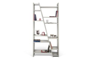 Delta-Medium-Bookcase-In-Grey-Finish-002_Tema-Home_Treniq_0