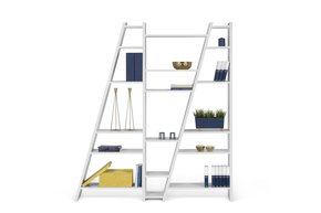 Delta-Slanting-Bookcase-In-White-Finish-003_Tema-Home_Treniq_0