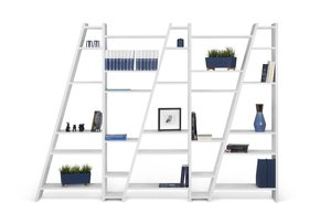 Delta-Slanting-Big-Bookcase-In-White-Finish-005_Tema-Home_Treniq_0