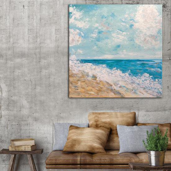 Sweltering skies painting by emma bell united interiors treniq 1 1531100550553