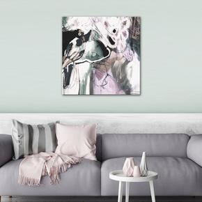 Bird-Is-King-Painting-By-Julie-Robertson_United-Interiors_Treniq_0