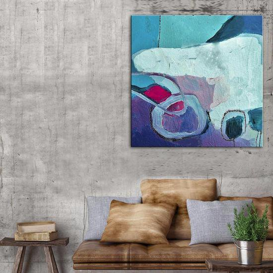 Many differences painting by julie robertson united interiors treniq 1 1531101781852