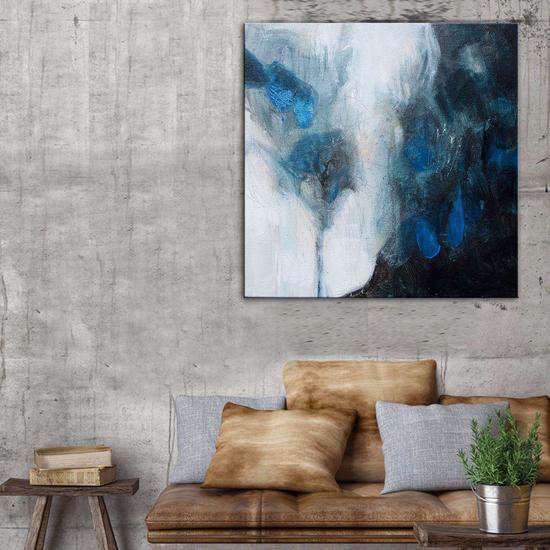 Arctic circle painting by julie robertson united interiors treniq 1 1531105322018