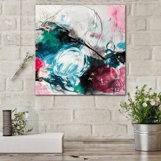 Summer berry painting by julie robertson united interiors treniq 1 1531105489420