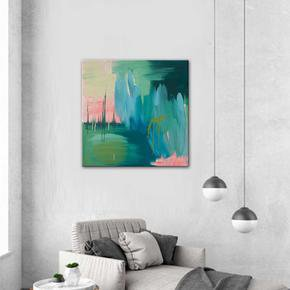Ethereal-Painting-By-Carolyn-O'neill_United-Interiors_Treniq_0