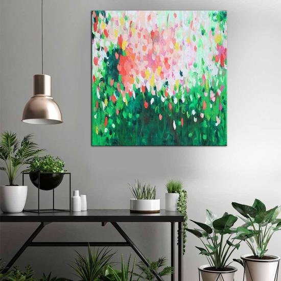 Dancing through eden painting by belinda nadwie united interiors treniq 1 1531108905875