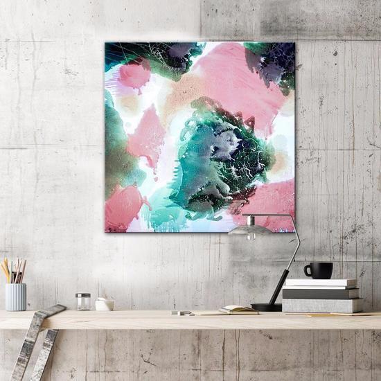 Candidly watching painting by belinda nadwie united interiors treniq 1 1531109839655