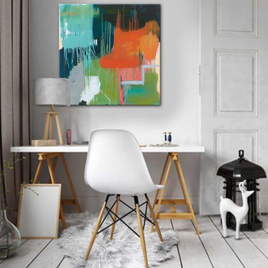 Equilibrium painting by carolyn o'neill united interiors treniq 1 1531111411583