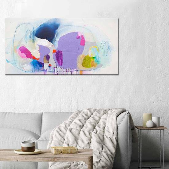 Sometime in june painting by claire desjardins united interiors treniq 1 1531111904645