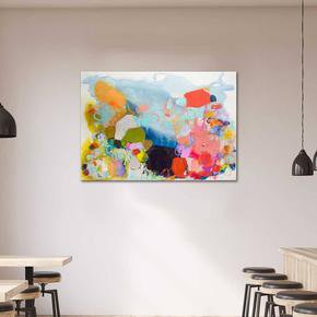 Find-A-Way-Painting-By-Claire-Desjardins_United-Interiors_Treniq_0