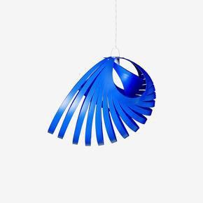 Nautica-Aqua-Blue-Pendant-Shade_Kaigami_Treniq_1