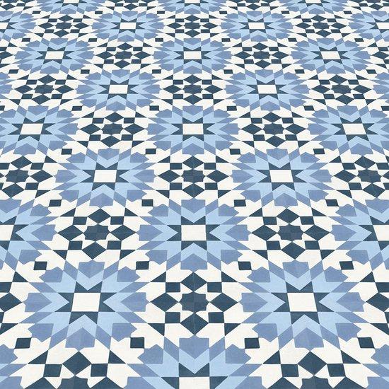 Cement tile casa blanca navy original mission tile treniq 1 1531755809956