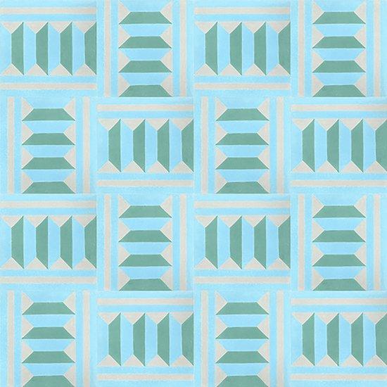 Cement tile harlequin b azul original mission tile treniq 1 1531756922366