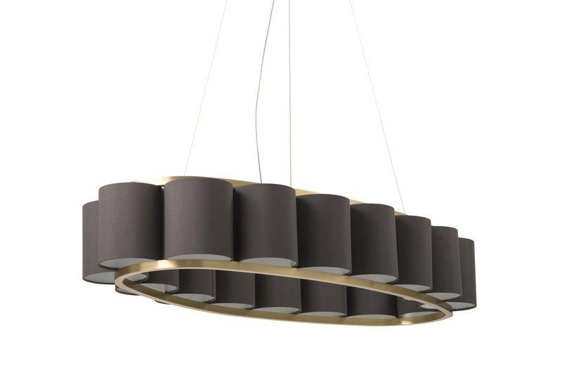 Bibendum oval chandelier martin huxford studio treniq 1 1532014378405