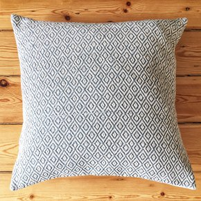 Indian-Blue-Diamond-Weave-Handwoven-Cotton-Cushion-Cover_Anokha-Collection_Treniq_0