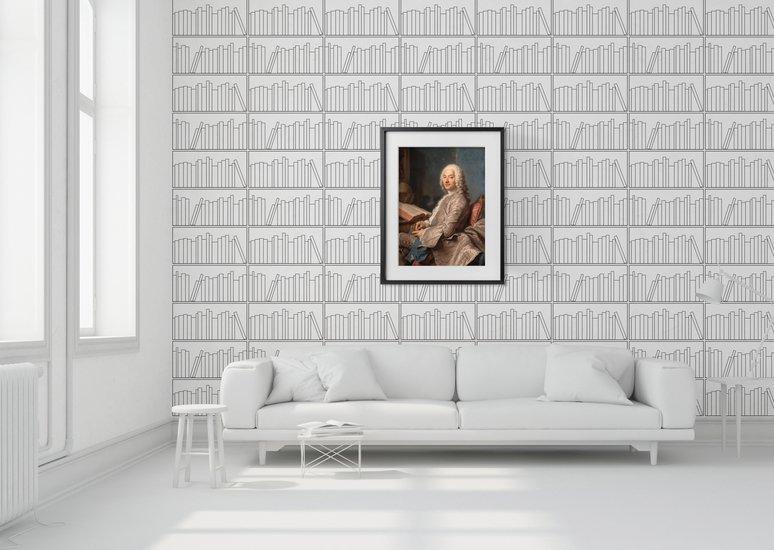Bookshelf outline wallpaper mineheart treniq 1 1532809889589