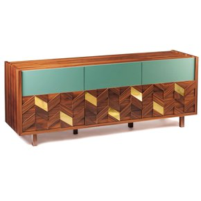 Samoa Dark Sideboard - Mambo Unlimited -Treniq
