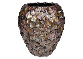 Shell-80-Round-Tall-Polystone-Indoor-Planter-_Get-Potted.Com_Treniq_0