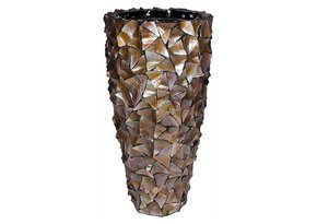 Shell-Conical-Round-Tall-Polystone-Indoor-Planter-_Get-Potted.Com_Treniq_0