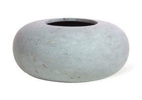 Round-Polystone-Planter-By-Fleur-Ami-Donut-_Get-Potted.Com_Treniq_0
