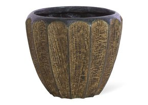 Firewood-Brown-Round-Polystone-Indoor-Planter-_Get-Potted.Com_Treniq_0