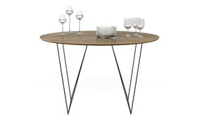 Row-120-Dining-Table-Wanut-And-Black-Legs_Tema-Home_Treniq_0