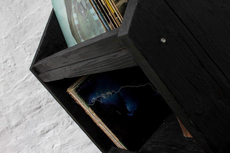 Maria charred scaffolding board   dark steel pipe record storage unit urban grain treniq 1 1533208627125