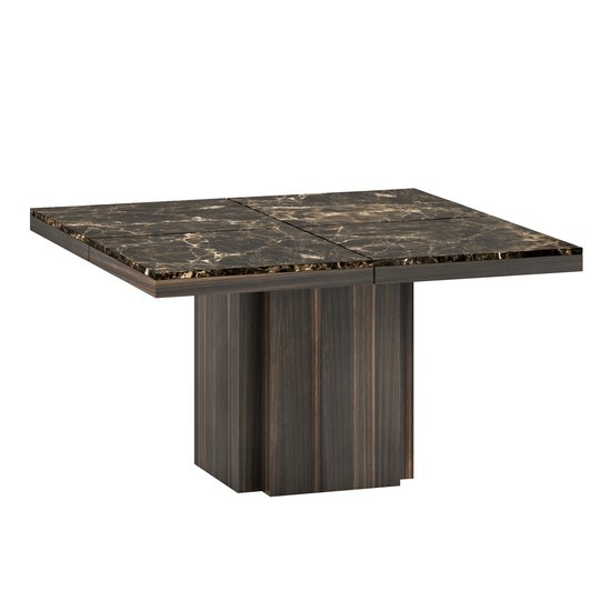 Dusk130x130 dining table brown marble temahome treniq 1 1533221586429
