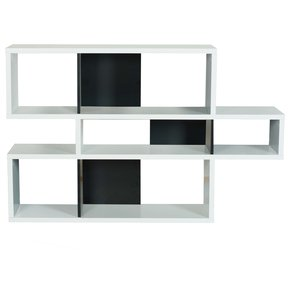 London-Bookcase-001-White-And-Black-Backs_Tema-Home_Treniq_0