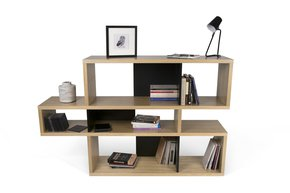 London-Bookcase-001-Oak-And-Black-Backs_Tema-Home_Treniq_0