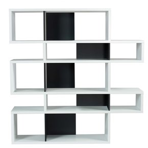 London-Bookcase-002-White-And-Black-Backs_Tema-Home_Treniq_0