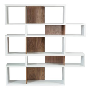 London-Bookcase-002-White-And-Walnut-Backs_Tema-Home_Treniq_0