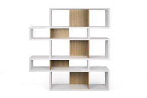 London-Bookcase-002-White-And-Oak-Backs_Tema-Home_Treniq_0