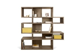 London-Bookcase-002-Walnut_Tema-Home_Treniq_0