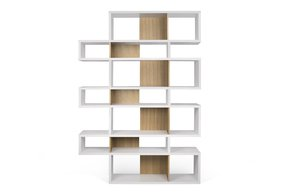 London-Bookcase-003-White-And-Oak-Backs_Tema-Home_Treniq_0
