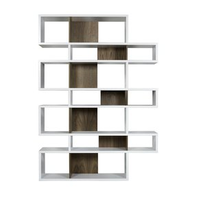 London-Bookcase-003-White-And-Walnut-Backs_Tema-Home_Treniq_0