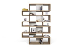 London-Bookcase-003-Oak-And-White-Backs_Tema-Home_Treniq_0