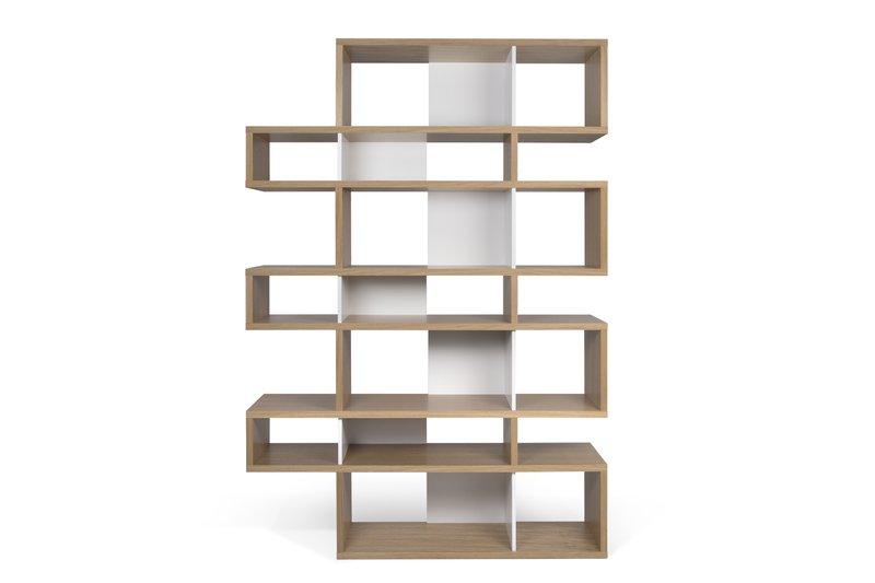 London bookcase 003 oak and white backs temahome treniq 1 1533292552702