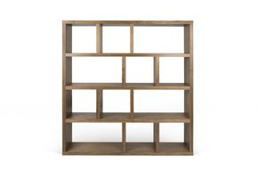 Berlin-4-Levels-Bookcase-In-Walnut-150_Tema-Home_Treniq_0