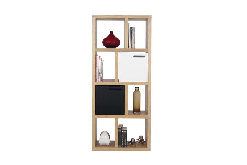 Berlin 4 levels bookcase in oak 70 temahome treniq 1 1533305720785