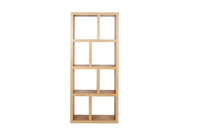 Berlin 4 levels bookcase in oak 70 temahome treniq 1 1533305720782