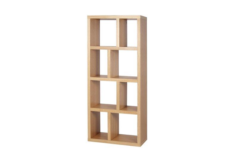 Berlin 4 levels bookcase in oak 70 temahome treniq 1 1533305720780