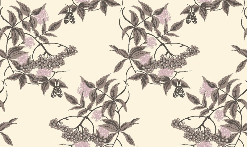 Sambuco coffee and pink wallpaper ailanto design by amanda ferragamo treniq 1 1533703886926