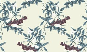 Sambuco-Berry-Red-And-Ebony-Green-Wallpaper_Ailanto-Design-By-Amanda-Ferragamo_Treniq_0